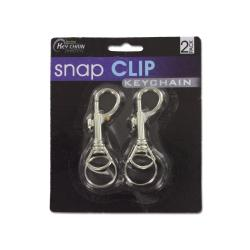 Wholesale Snap Clip Key Chains